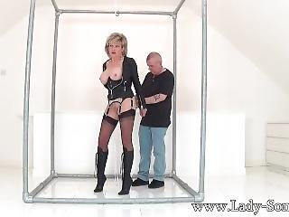 Ladysonia Milf In Kneehighboots5 -bondage