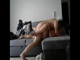 Amwf, 58yo Granny Loves To Fuck With Asian Male