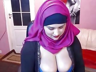 Hijab Masturbacion Cam