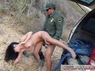 Ariannas Fake Cop Blonde Outdoor Xxx Blowjob Hot Police Busty