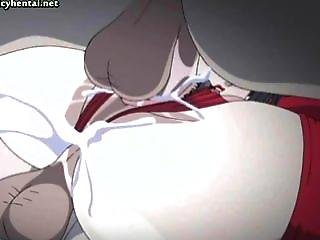 Busty Anime Whore Getting Jizzload