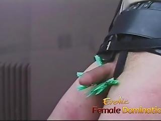 Saucy Slut Enjoys Pleasuring This Horny Dude S Throbbing Meat Pole