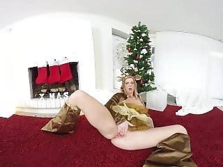 Tmwvrnet.com -chrissy Fox - New Year's Striptease