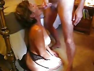 Dirty Wife Taking Many Cumshots