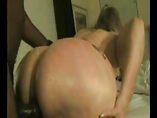 Bbw With Huge Tits Oiled And Fucked By Black Buddy