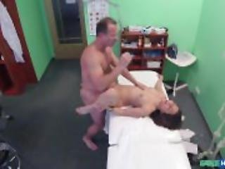 FULANAX-COM - Jimena Lago Spanish patient gets creampied