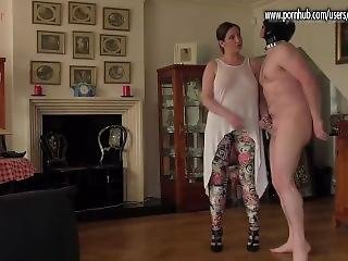 Hard Ballbusting & Ball Squeeze