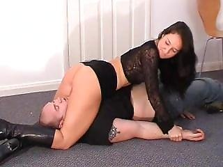 Bitch, Fetish, Wrestling