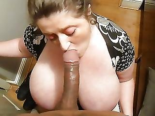 British Bbw Sucking Cock