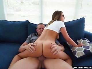 Fucking Your Teen Daughter Behind You