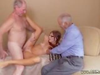 Old young anal hd Frankie And The Gang Take