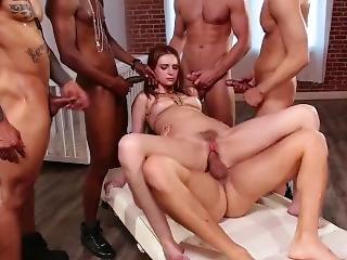 Anal, Penetração Dupla, Gangbang, Penetração, Rude, Sexo