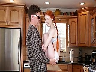 Don T Fuck My Daughter - Petite Redhead Teen Dolly Little Fucks Her Big Dick Tutor Bruce Venture