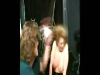 Brutally Face Slapping For A Stupid Whore