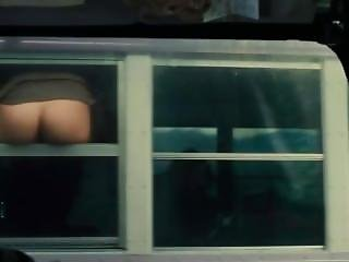 Sandra Bullock (ass) Moon Bus In Our Brand Is Crisis