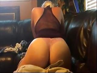 Phat Ass White Chick Needs Another Black Cock