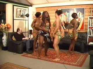 Africanal Dancing By Jean Claude Bauman [2004 French Classic]