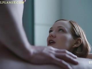 Louisa Krause Nude Blowjob Scene On Scandalplanetcom
