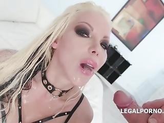 Barbie Sins 4on1 Balls Deep Anal Dp Pee Swallow
