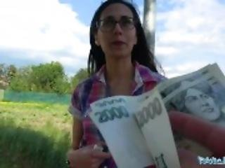 offentlige anal sex for penge