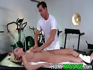 Riley Evans Hot Fuck Massage