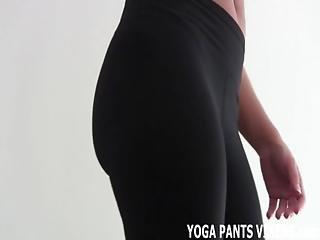 Tight Yoga Pants Make My Ass Look Amazing Joi
