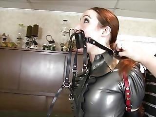 Latex Bondage V