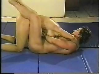 Fit Milfs Nude Wrestling