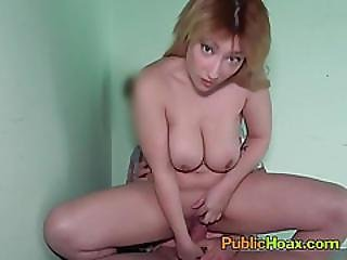 Sexy Babe Lucia Fernandez Enjoys Hung Stud Dicking Her
