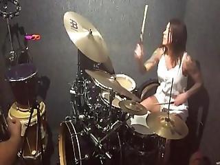 Felicity Feline Heavy Rock Jam