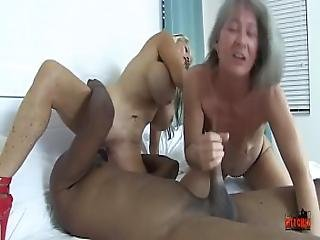 Two Whores And A Bbc Sally D Angelo Leilani Lei