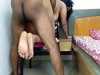 Fucking Friend Hot Mom In Hotel On Chair Loud Moaning
