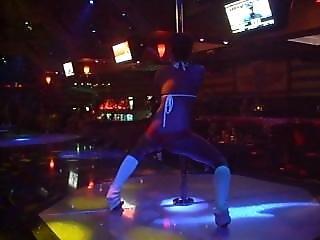 Chloe Pole Dancing