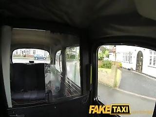Faketaxi Hot Office Worker Rides Cock In Taxi