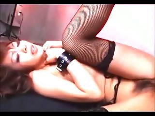 Handcuffed Asian Rough Fucked And Creampied