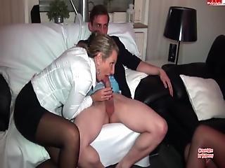 肛門の, 巨乳, フェラチオ, 精液をショット, ファッキング, ドイツ人, ハードコア, 成熟した, 熟女, 精子