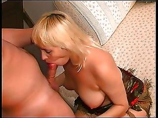 Blonde, Milf, Loodgieter