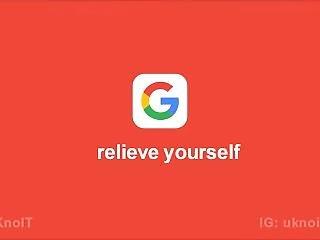 Google Screaming Ad (porn Version) [uncensored]