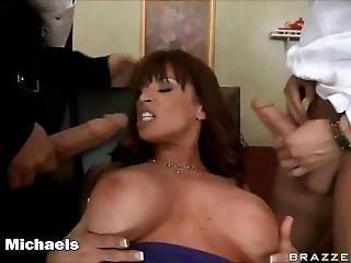 Cumming On Big Titties - A Compilation