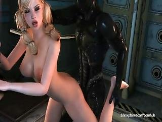 Blondie And The Sex Cage