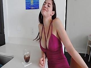 Girl Plays With Massive Boobs - More Videos On Mycamgirls.webcam