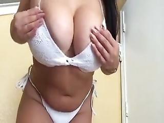 Texas High School Muslim Teen In Bikini Exposes Massive Tits