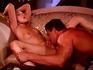 Blonde Babe With Hungry Pussy Hunts For Cocks