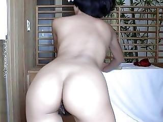 Asian Model Nude Dance 2