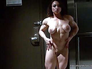 Eroticmusclevideos Smooth Showing And Brandimaes Hardbody
