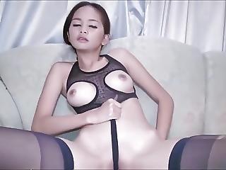 Pettite Asian Cumbucket