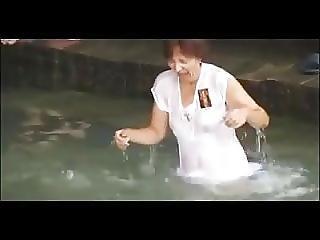 Religious See Thru Baptisms