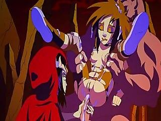 animák, hentai, postavička