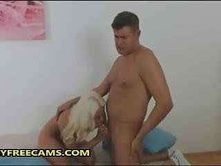 Last Weekend I Fucked This Young Blonde Really Rough And When I Cum In Her Mouth I Expected Her To Show Off A Littleyou Knowa Mouth Full Of Cumbut She Swallowed It Like It Is A Candy
