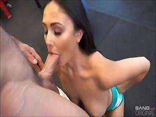 Petite Teen Fucks Dude At The Gym Watch Part2 On Pornava.com